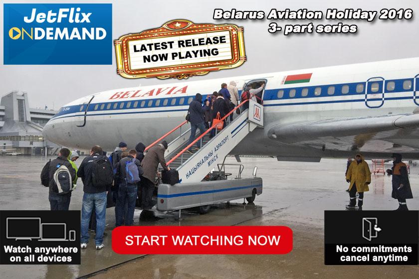 Belarus Aviation Holiday