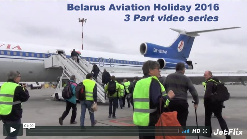 Belarus Aviation Part 3