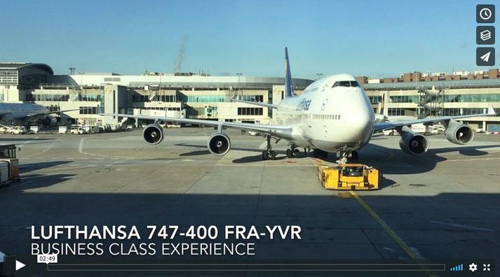 Boeing 747-400 Upper Deck mini series on JetFlix TV