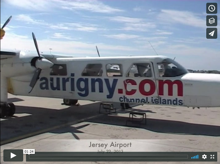 Trislander Channel Islands video on JetFlix TV