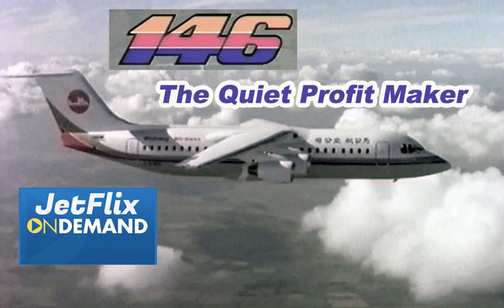 BAe 146 Promo Movie on JetFLix