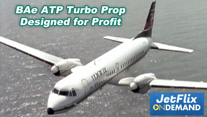 BAe ATP Designed for Profit