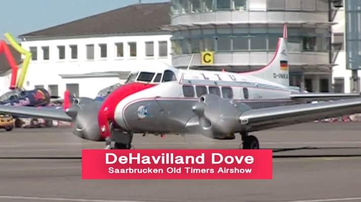 De Havilland Dove Flights