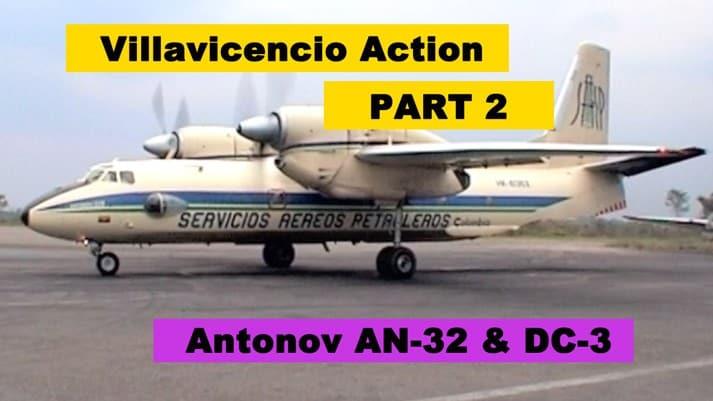 Villavicencio Colombia Propliner Action 2001Part 2 - Now on JetFlix TV