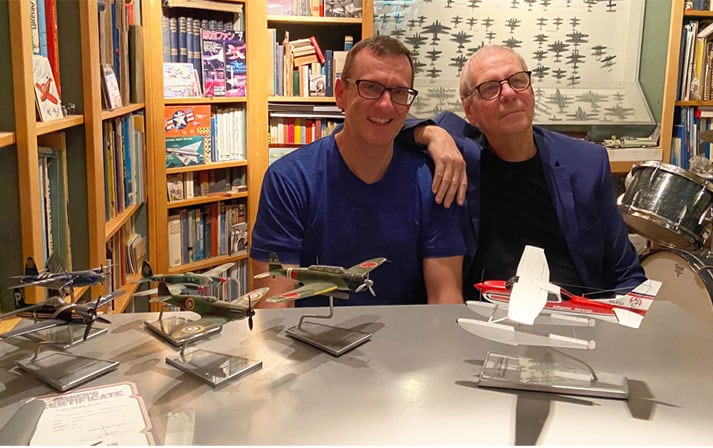 Bob Dros | Aircraft Models in Perspex 7 part video series - Now streaming on JetFlix TV
