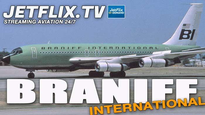 Braniff International movie on jetflix