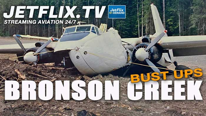 Bronson Creek bust ups video is now streaming on jetflix tv