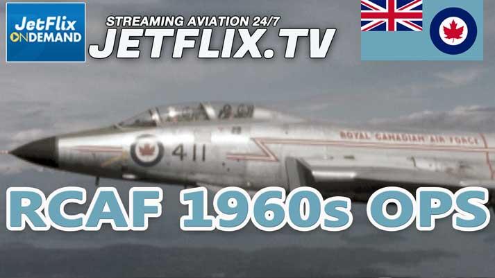 RCAF Royal Canadian Air Force NORAD CF101 Voodoo film movie